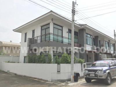 ทาวน์เฮาส์ 3350000 นนทบุรี ปากเกร็ด บ้านใหม่
