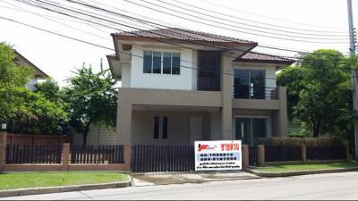 บ้านเดี่ยว 5130000 นนทบุรี บางใหญ่ เสาธงหิน