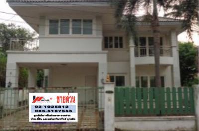บ้านเดี่ยวสองชั้น 6300000 นนทบุรี เมืองนนทบุรี บางกร่าง