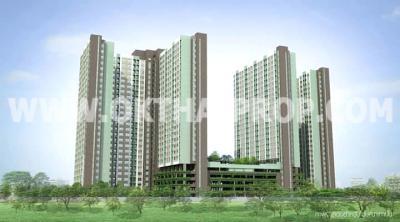 คอนโด 1690000 นนทบุรี เมืองนนทบุรี ตลาดขวัญ