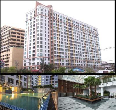 คอนโด 20000 กรุงเทพมหานคร เขตธนบุรี ตลาดพลู