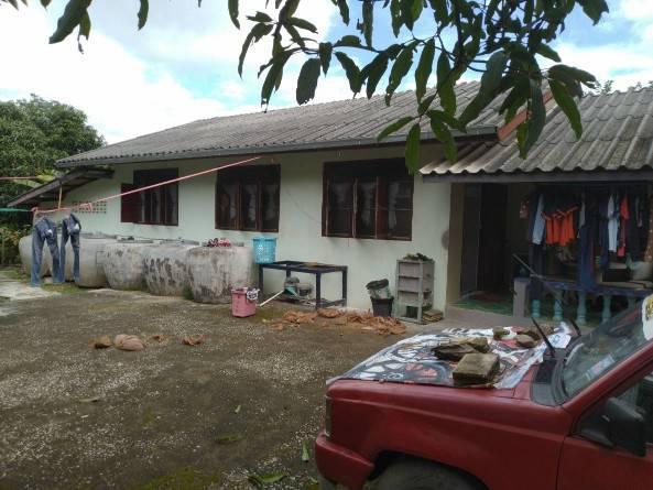 บ้านพร้อมที่ดิน 780000 จันทบุรี สอยดาว ทับช้าง