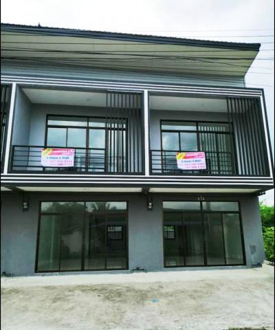 อาคารพาณิชย์ 1500000 เพชรบุรี ท่ายาง ท่าไม้รวก