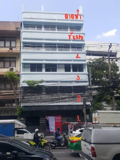 อาคารพาณิชย์ 160000 กรุงเทพมหานคร เขตราชเทวี ถนนเพชรบุรี
