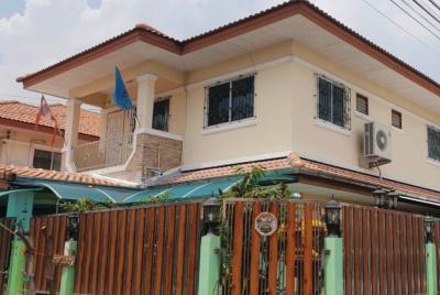 บ้านเดี่ยว 4200000 กรุงเทพมหานคร เขตคลองสามวา บางชัน