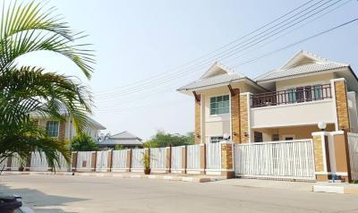 บ้านเดี่ยวสองชั้น 6350000 เชียงใหม่ สันกำแพง ต้นเปา