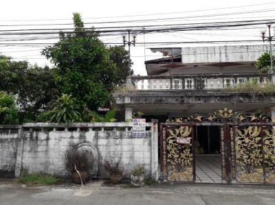 บ้านเดี่ยว 8550000 กรุงเทพมหานคร เขตลาดพร้าว จรเข้บัว