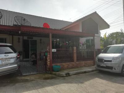 บ้านเดี่ยว 3090000 ปทุมธานี ธัญบุรี ลำผักกูด