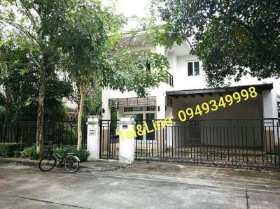 บ้านเดี่ยว 30000 นนทบุรี ปากเกร็ด บางตลาด