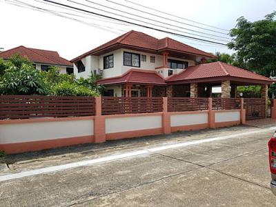 บ้านเดี่ยว 7500000 กรุงเทพมหานคร เขตดอนเมือง สีกัน