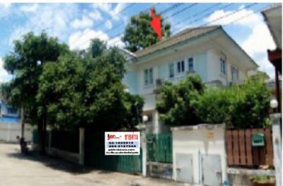 บ้านเดี่ยวสองชั้น 6480000 นนทบุรี เมืองนนทบุรี บางรักน้อย