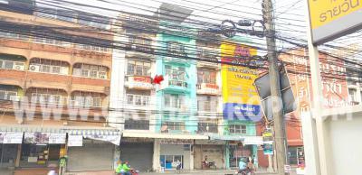 อาคารพาณิชย์ 5800000 นนทบุรี เมืองนนทบุรี ตลาดขวัญ
