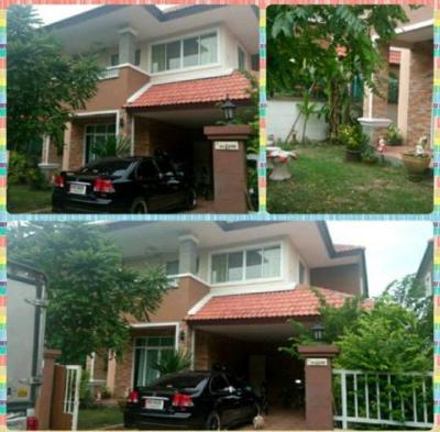 บ้านเดี่ยว 5890000 กรุงเทพมหานคร เขตคลองสามวา ทรายกองดิน