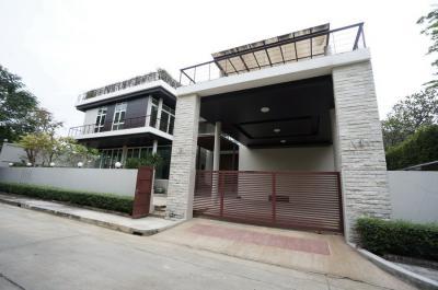 บ้านเดี่ยว 65000000 กรุงเทพมหานคร เขตสวนหลวง สวนหลวง