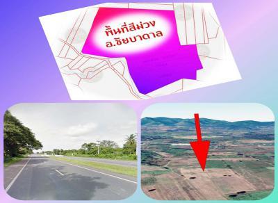 ที่ดิน 195000 ลพบุรี ชัยบาดาล ลำนารายณ์