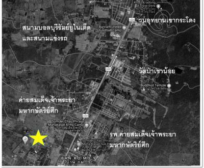ที่ดิน 46000000 บุรีรัมย์ เมืองบุรีรัมย์ เสม็ด