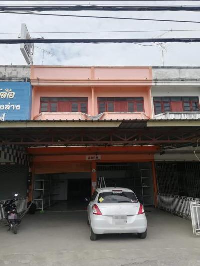 อาคารพาณิชย์ 0 ลพบุรี โคกสำโรง โคกสำโรง