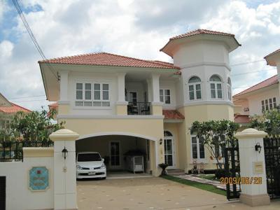 บ้านเดี่ยว 8700000 ปทุมธานี ธัญบุรี ประชาธิปัตย์
