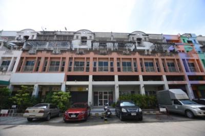 อาคารพาณิชย์ 5990000 กรุงเทพมหานคร เขตคันนายาว คันนายาว