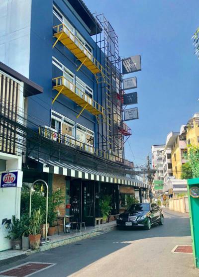 โรงแรม 19500000 กรุงเทพมหานคร เขตห้วยขวาง ห้วยขวาง