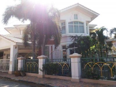 บ้านเดี่ยว 9000000 ปทุมธานี ธัญบุรี ประชาธิปัตย์