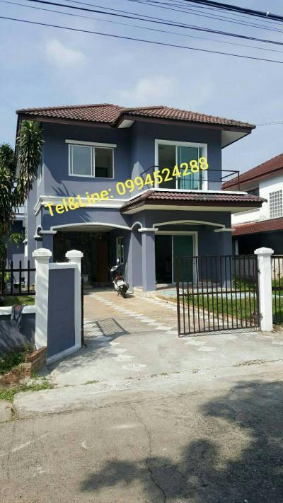 บ้านเดี่ยว 2990000 กรุงเทพมหานคร เขตมีนบุรี มีนบุรี