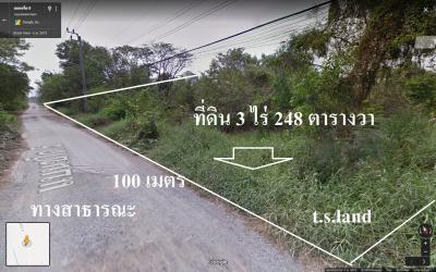 ที่ดิน 18824000 กรุงเทพมหานคร เขตคลองสามวา ทรายกองดิน
