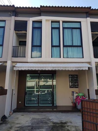 ทาวน์เฮาส์ 15000 นนทบุรี ปากเกร็ด บ้านใหม่