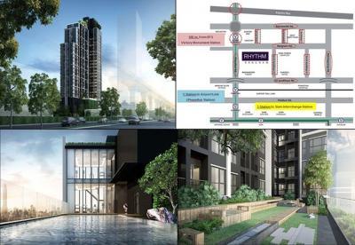คอนโด 43000 กรุงเทพมหานคร เขตราชเทวี ถนนพญาไท