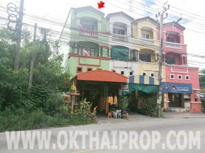 อาคารพาณิชย์ 2700000 นนทบุรี ปากเกร็ด บางพูด