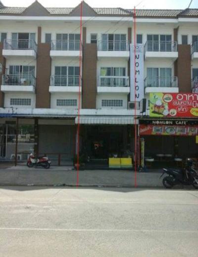 อาคารพาณิชย์ 3890000 ปทุมธานี ลำลูกกา คูคต