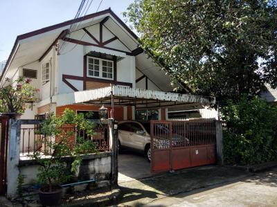 บ้านเดี่ยวสองชั้น 4500000 นนทบุรี ปากเกร็ด ปากเกร็ด