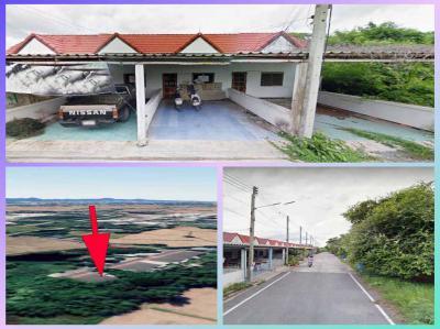 ทาวน์เฮาส์ 450000 สระบุรี เสาไห้ ต้นตาล