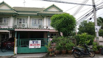 บ้านแฝด 2400000 นนทบุรี บางบัวทอง บางคูรัด