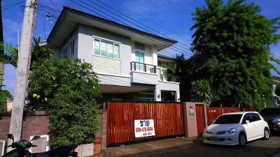 บ้านเดี่ยว 10000000 นนทบุรี ปากเกร็ด บ้านใหม่