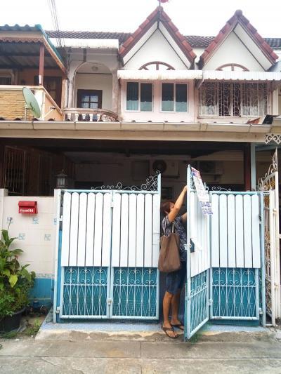ทาวน์เฮาส์ 3000000 กรุงเทพมหานคร เขตลาดพร้าว จรเข้บัว