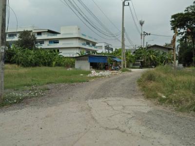 ที่ดิน 14436000 กรุงเทพมหานคร เขตบางกะปิ คลองจั่น
