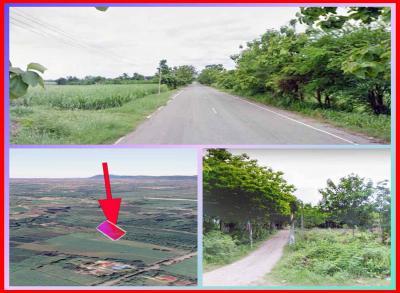 ที่ดิน 350000 ลพบุรี พัฒนานิคม พัฒนานิคม