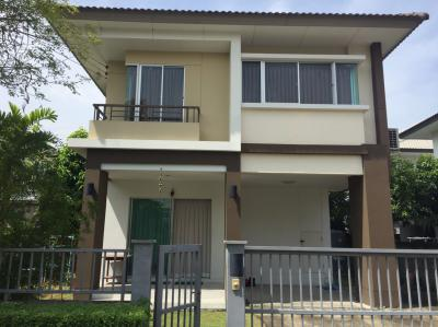 บ้านเดี่ยว 4560000 กรุงเทพมหานคร เขตลาดกระบัง คลองสองต้นนุ่น