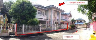บ้านเดี่ยวสองชั้น 3850000 นนทบุรี เมืองนนทบุรี บางรักน้อย