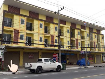 อาคารพาณิชย์ 3890000 ชลบุรี บ้านบึง คลองกิ่ว