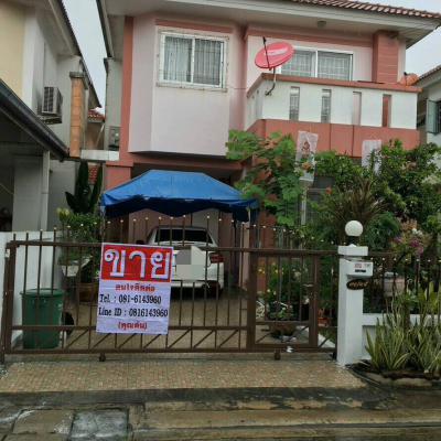 บ้านเดี่ยว 3980000 นนทบุรี บางใหญ่ เสาธงหิน