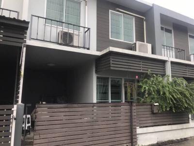 ทาวน์เฮาส์ 2300000 นนทบุรี ปากเกร็ด บ้านใหม่