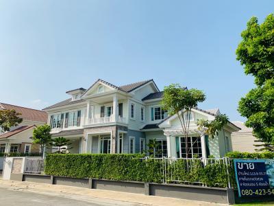 บ้านเดี่ยว 12200000 กรุงเทพมหานคร เขตบางบอน บางบอน