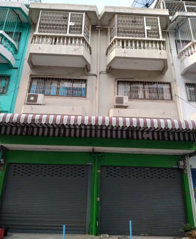 อาคารพาณิชย์ 14999999 กรุงเทพมหานคร เขตธนบุรี บุคคโล