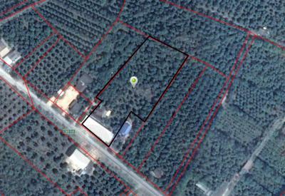 ที่ดิน 13000000 จันทบุรี มะขาม วังแซ้ม