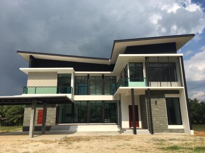 บ้านพร้อมที่ดิน 7800000 ตรัง กิ่งอำเภอหาดสำราญ หาดสำราญ