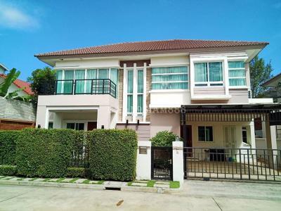 บ้านเดี่ยว 14800000 นนทบุรี เมืองนนทบุรี บางกร่าง