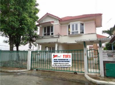 บ้านเดี่ยวสองชั้น 4290000 ปทุมธานี เมืองปทุมธานี บางคูวัด