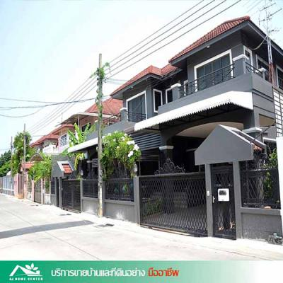 บ้านแฝด 8350000 นนทบุรี บางกรวย วัดชลอ